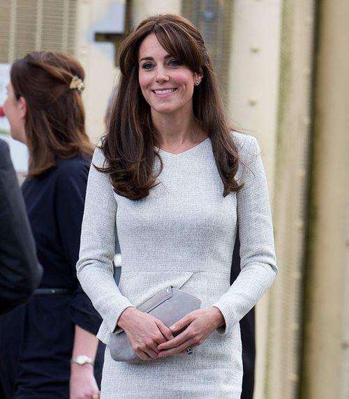 Kate Middleton: tras las rejas, pero sin perder el estilo