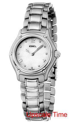 Ebel 1911 Mini Ladies Jewelry Watch 9090211/19865P