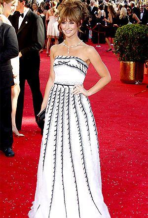 ShoppingLifestyle 6 Best Dresses for Pear-Shaped Figures | http://www.shoppinglifestyle.com/beauty/slideshow/best-dresses-pear-shape-figure/292/2