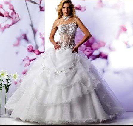 Svatební  šaty SEBASTIANA