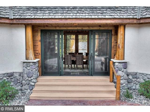 We Had This Enclosed It Was Just An Open Breezeway From