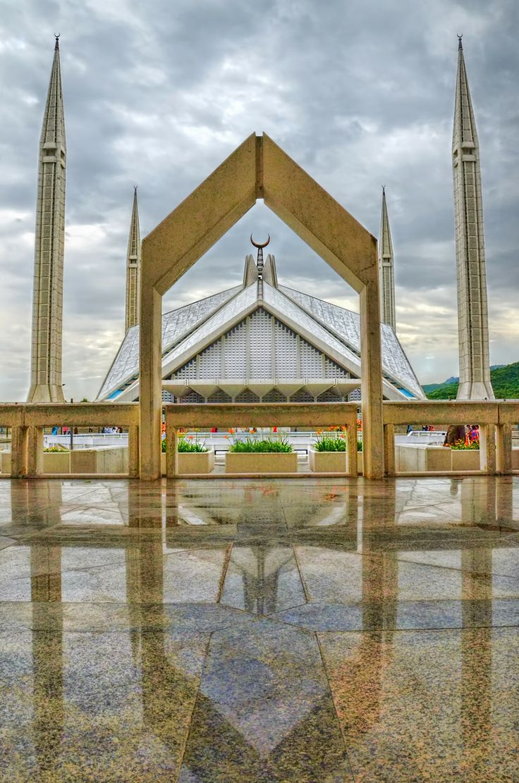 Photo Faisal Mosque by muhammad zahid on 500px