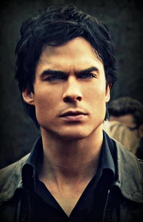 Ian Somerhalder- perfect as Christian Grey