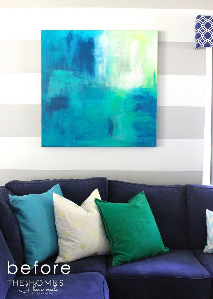 diy canvas frame - Diy Canvas Frame
