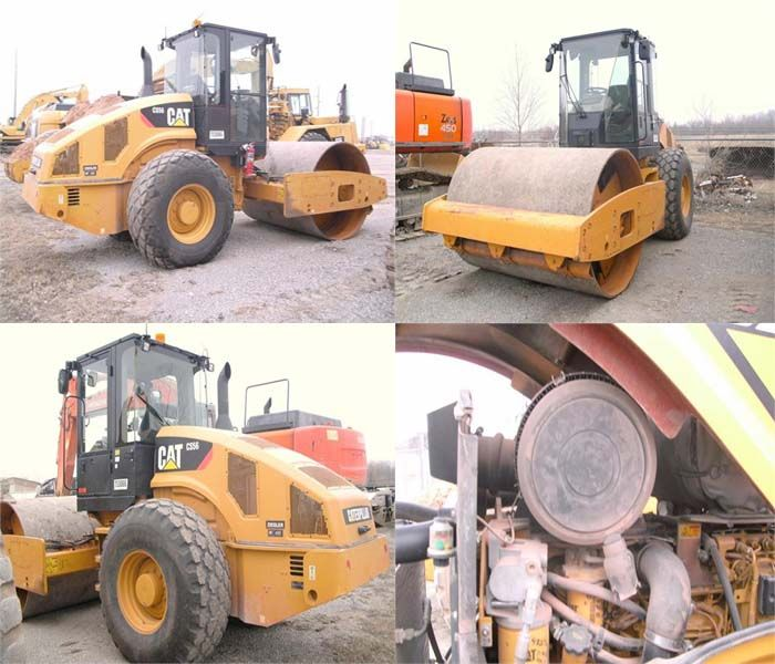 Find Cheap Used 2008 #Caterpillar CS56 #Compactors with free price quote by PacWest Trading for $ 89000 in Mesa, AZ, USA at MachineryEquipmentDealers.Com
