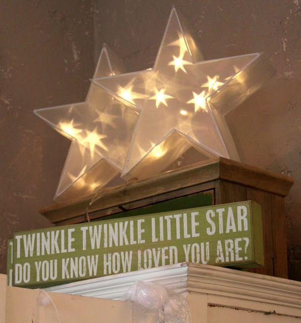 Twinkle, twinkle little star 52 FLEA: Taken For Granite -Christmas 2012