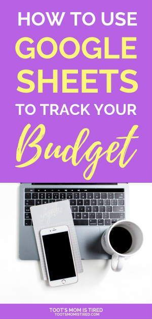 How to Use Google Sheets to Track Your Budget Budgeting Help