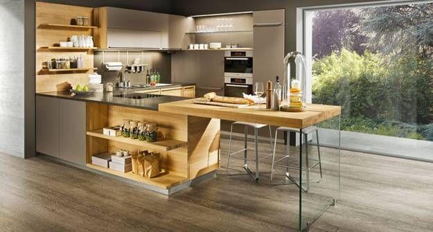 Ordinaire Exclusive Eco Friendly Modern Kitchen Design By Team7 | Wooden Kitchen  Cabinets, Island Design And Wooden Kitchen