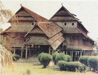 In Samawa home Loka - Traditional House Lombok
