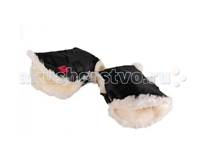 Kaiser Меховая муфта для рук Sheep  Универсальная меховая муфта Kaiser Sheep защитит руки родителей от морозов и непогоды. Подходит на любую коляску. Верх водоотталкивающее покрытие. Застежки на липучке. Внутренняя часть натуральный мех ягненка.   Процесс дубления овчины происходит без использования красителей и солей тяжёлых металлов, поэтому мех не вызывает аллергии. Подходят для российских зим, защищая от морозов и метелей. Овчина оказывает успокаивающее и расслабляющее воздействие…