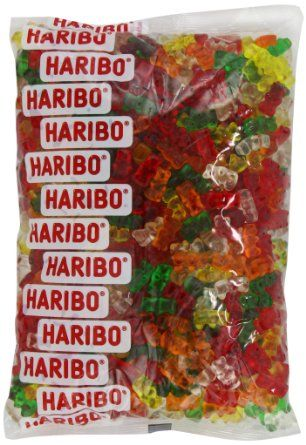 Hysterical! Must read the reviews for these Haribo Gummy Candy, Sugarless Gummy Bears sold on Amazon!!! Laughed so hard I cried!