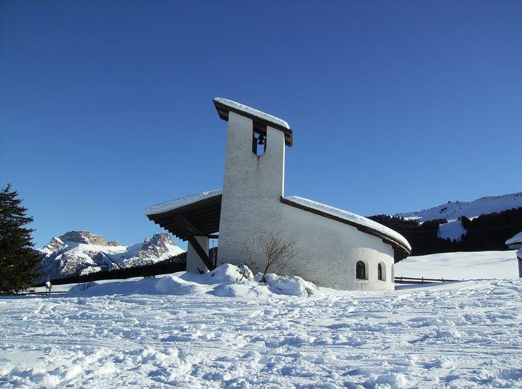 Chiesetta al Monte Pana, Val Gardena