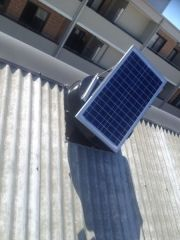 Industrial ventilation fan for commercial cooling & heat extraction for office #solair
