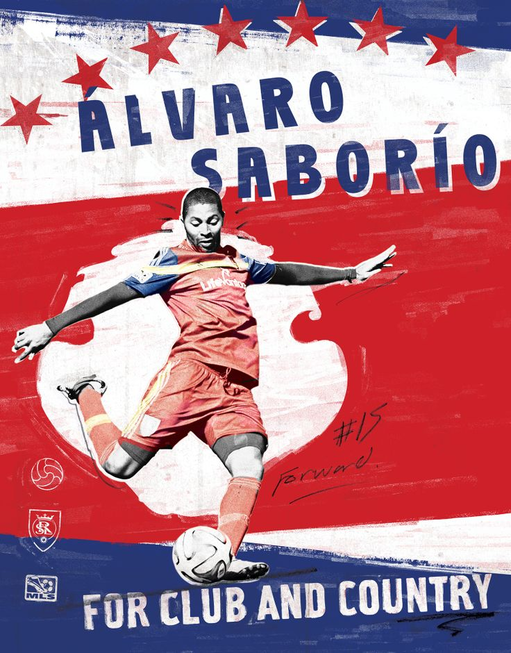 MLS World Cup Heroes Poster 11