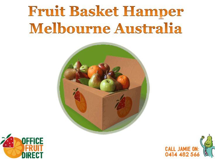#Fruit #Basket #Hamper Melbourne Australia