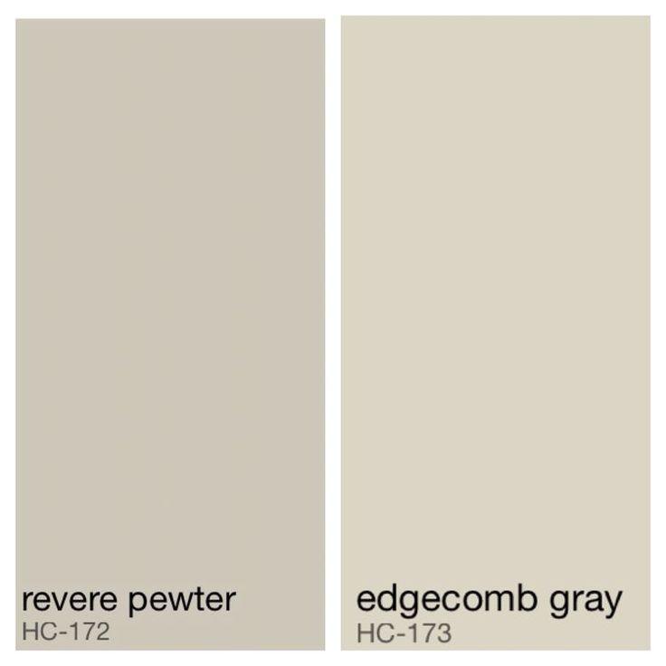 17 Best Images About Paint On Pinterest Revere Pewter Paint Colors And Favorite Paint Colors