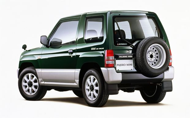 Check All Information And Details Of Mitsubishi Pajero Mini Cars Online Here Mitsubishi Pajero Mitsubishi Mini Cars