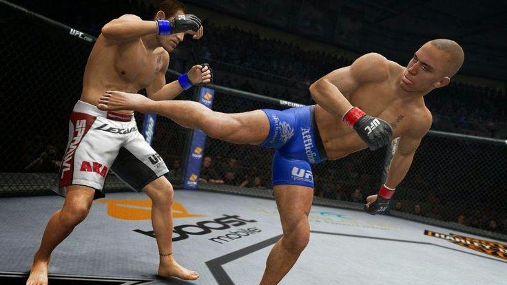Stomach kick, UFC Undisputed 3