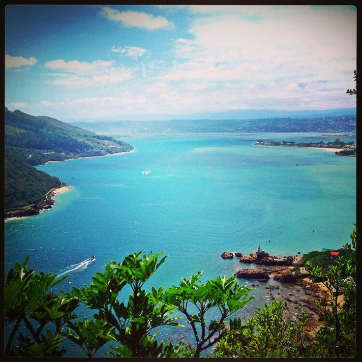 Knysna Heads, Knysna, Western Cape, South Africa