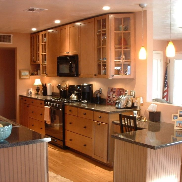 galley kitchen remodel ideas - Galley Kitchen Design Ideas