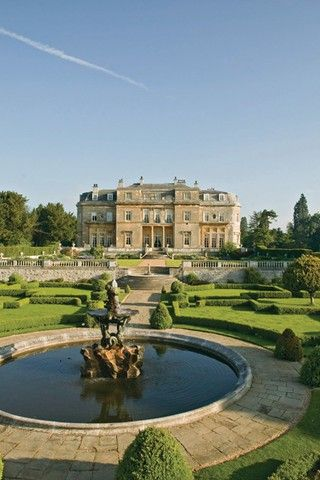Luton Hoo Hotel is the perfect location