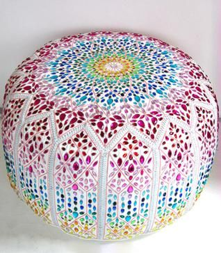 Getting it Together: A Passion for Poufs!