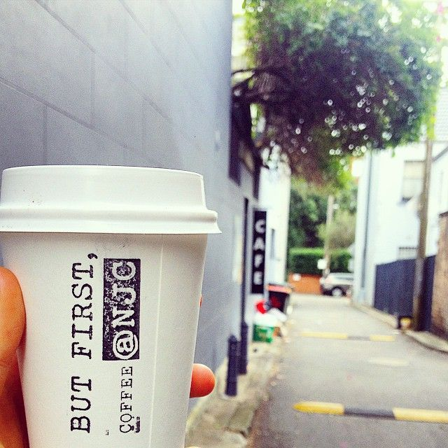 Not Just Coffee in Paddington via @thecoffeechickee https://instagram.com/thecoffeechickee/