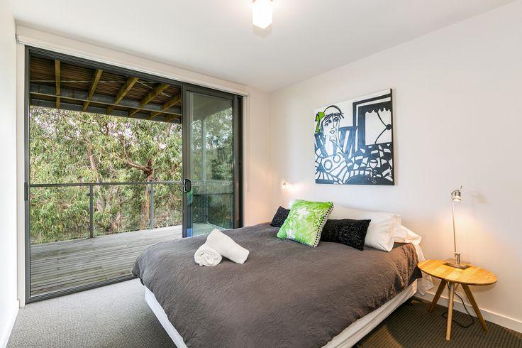 L'Vista Lorne bedroom 2 www.lvista.com.au