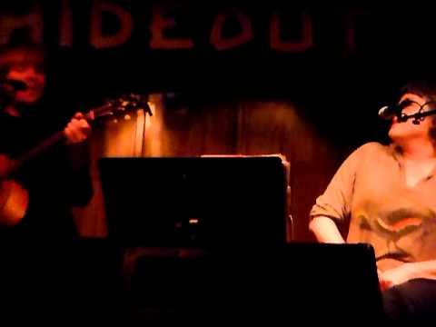 Harold Arlen & E.Y. Harburg cover performed at The Hideout, Chicago, March 21, 2011