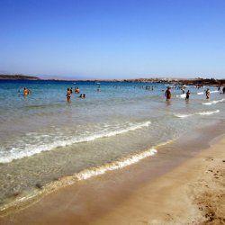 Santa Maria Beach on Paros