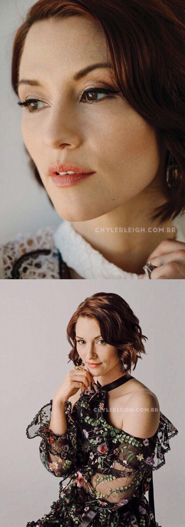 Chyler Leigh is such a beauty