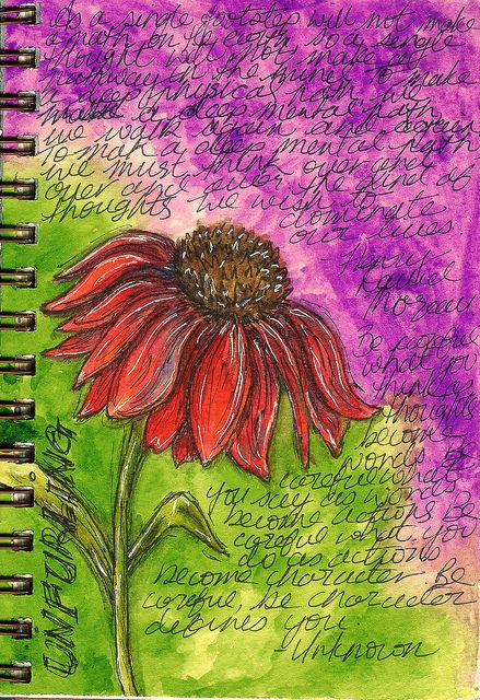 Unfurling the last days of summer by DionDior, via Flickr