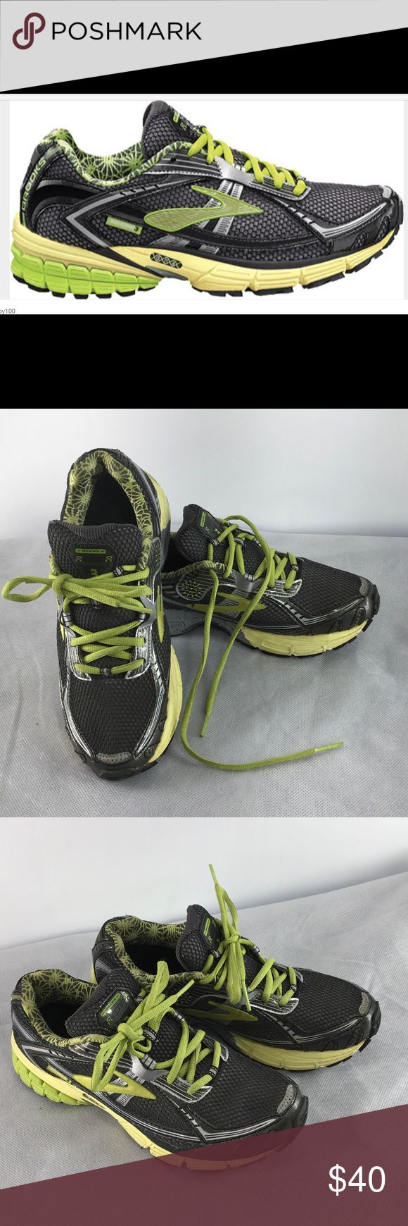 Brooks Ravenna3 Brooks running shoe size 8 in gently used condition Brooks Shoes Athletic Shoes