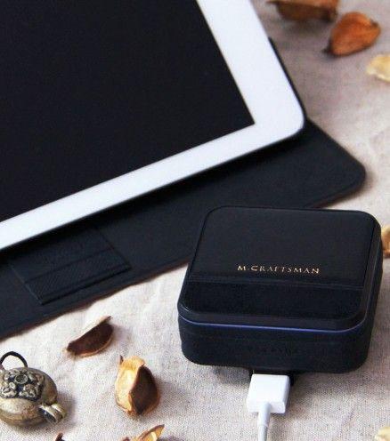 Achetez le chargeur externe Breathe pour smartphones/tablettes sur lavantgardiste.
