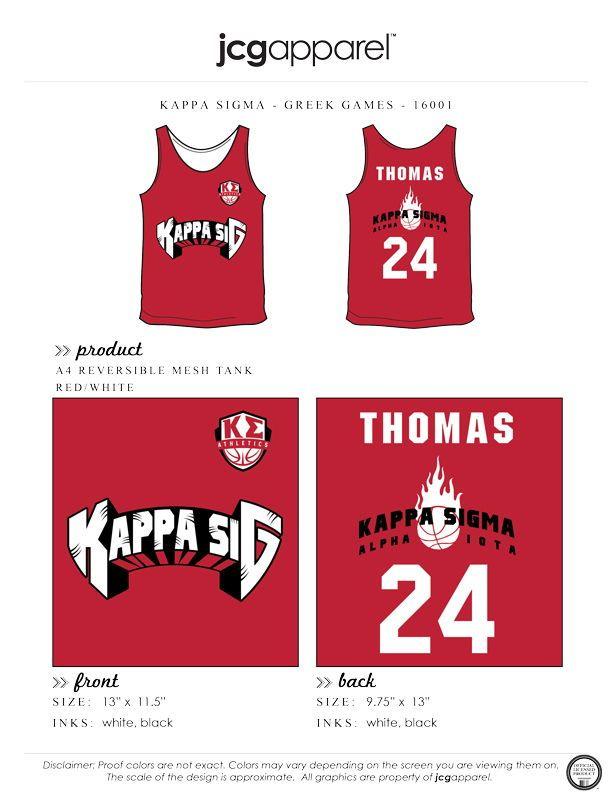 12851d9fd Kappa Sigma Greek Games Shirt