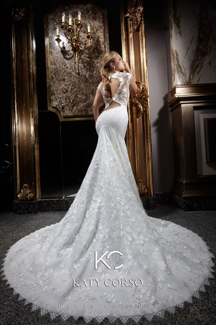 A wedding dress is both an intimate and personal for a woman - it must reflect the personality and style of the bride.  Carolina Herrera