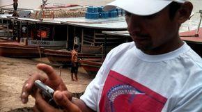 WWF criou um aplicativo para coletar dados sobre espécies de peixes e tipos de embarcações visando pesca sustentável