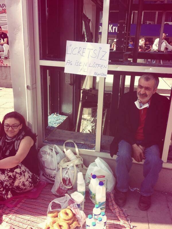 #occupyGEZI #direngeziparkı