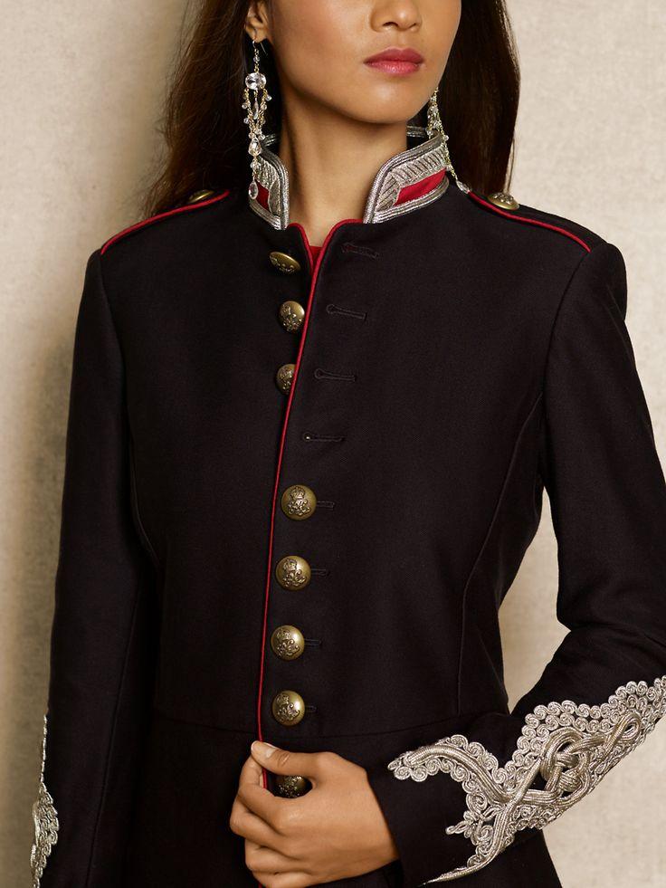 The 25+ best Military jacket women ideas on Pinterest ...