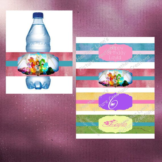 Lego Elves Water Bottle Label - digital. Please include the following information to complete your order (left in Note to seller at checkout) - **** Name **** Age turning Labels are 2 x 8.5 - 4 to a page. You only need to order a quantity of 1 since you can print as many as you want. All files sent are high-resolution. Print from home or print them at your local Target, Walmart, Drug Store,..etc. File(s) will be sent to the email address on file with Etsy, unless you state otherwise. N...