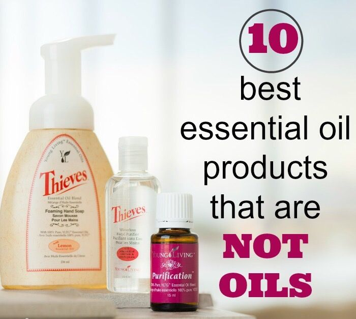 My Top 10 Young Living Product Picks | Amy's healthy & natural lifestyle tips