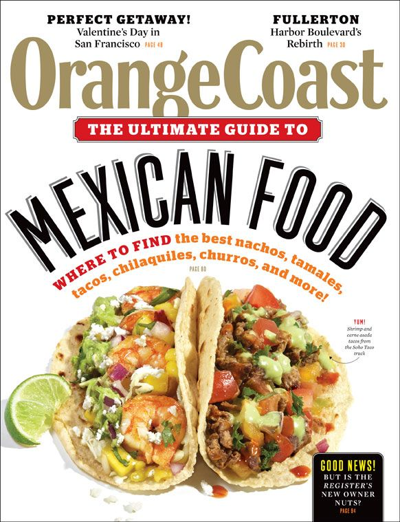 Mexican Food | February 2013 | Soho Taco Truck | Design by Mindy Benham | Photo by Priscilla Iezzi