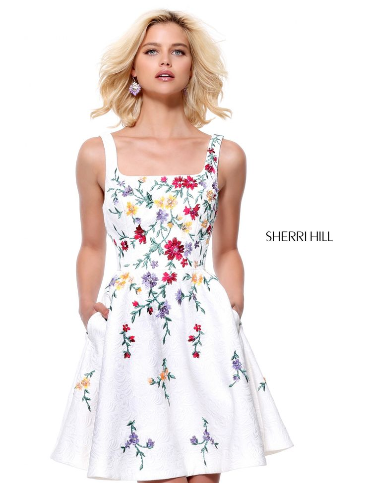 Sherri Hill 50918 Prom Dress