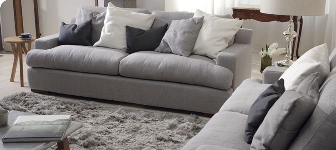 The Plush Phoenix - get relaxed on this super comfy, feather-filled sofa. available in a gorgeous range of fabrics