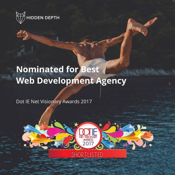 We're shortlisted for the Net Visionary Award for Web Development Agency of the Year https://hiddendepth.ie/blog/dot-ie-net-visionary-awards-web-development-agency/?utm_content=bufferf792f&utm_medium=social&utm_source=pinterest.com&utm_campaign=buffer … #WebDesign #business #Dublin #Ireland #chuffed