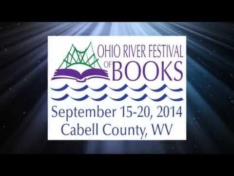 Cabell County Public Library is proud to present the Ohio River Festival of Books starting Monday, September 15 through Saturday, September 20.