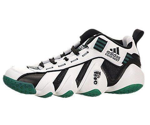 Adidas Eqt Key Trainer Limited Edition Sneakers D73790 Black/Green/White 8.5 ** More info could be found at the image url.