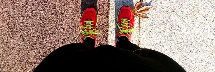 Le mie scarpe da corsa non sono svizzere ma californiane