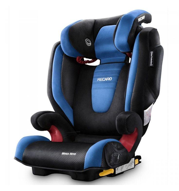 Silla de coche Monza Nova 2 Seatfix