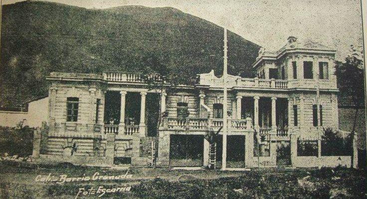 Antigua Casona Del Barrio Granada.